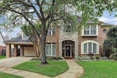 Houston Single Family Home For Sale: 4615 Olive Green Court