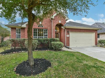 Eagle Springs Single Family Home For Sale: 18514 Huron Park Trail