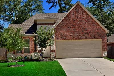 Conroe Single Family Home For Sale: 2406 Garden Falls Drive