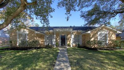 Houston Single Family Home For Sale: 7918 Burning Hills Drive