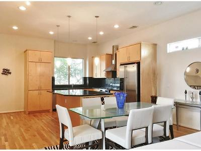 Houston Condo/Townhouse For Sale: 4312 Floyd Street #A