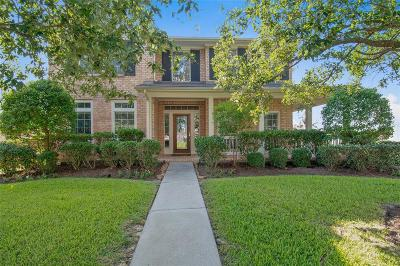 Tomball Single Family Home For Sale: 19007 Rustling Ridge Lane