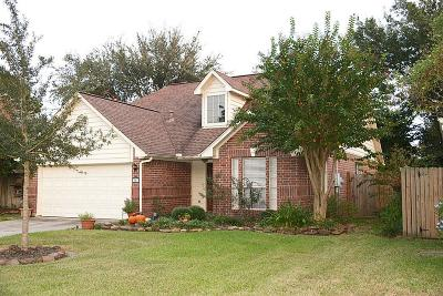 Cypress Single Family Home For Sale: 14411 Cypress Meadow