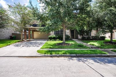 Humble Single Family Home For Sale: 10606 Winding Green Drive