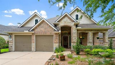 The Woodlands TX Single Family Home For Sale: $410,000