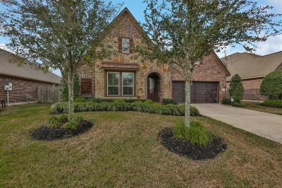 Pearland Single Family Home For Sale: 12210 Harmony Hall Court