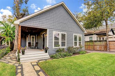 Houston Single Family Home For Sale: 934 Robbie Street