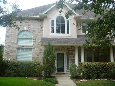 Sugar Land Single Family Home For Sale: 4114 Monarch Drive