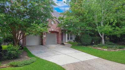 The Woodlands Single Family Home For Sale: 78 W Thymewood Place