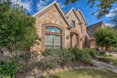 Manvel Single Family Home For Sale: 4119 Candlewood Lane