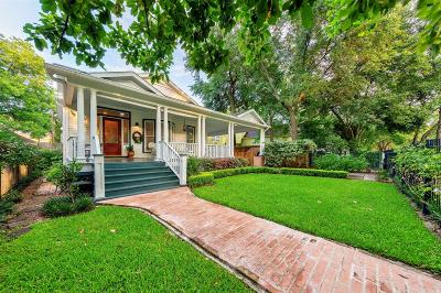 Houston Single Family Home For Sale: 1312 Cortlandt Street