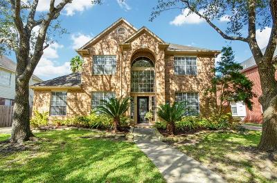 League City, League Single Family Home For Sale: 2112 Shadow Bay Circle