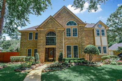 Kingwood Single Family Home For Sale: 3423 Spring Manor Drive