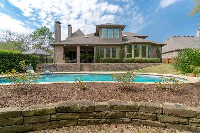Montgomery Single Family Home For Sale: 110 Playmoor Place