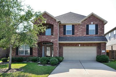Single Family Home For Sale: 17511 Stamford Oaks Drive