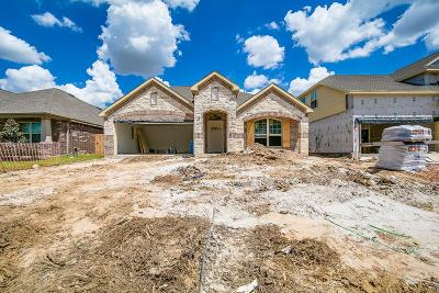 Single Family Home For Sale: 18522 Weeping Spring