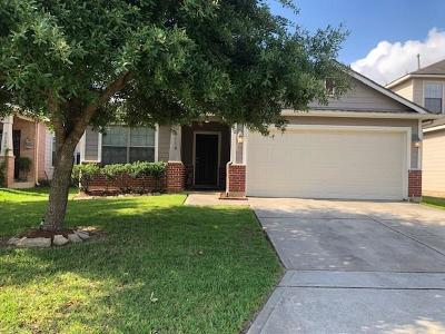 Humble TX Single Family Home For Sale: $159,900
