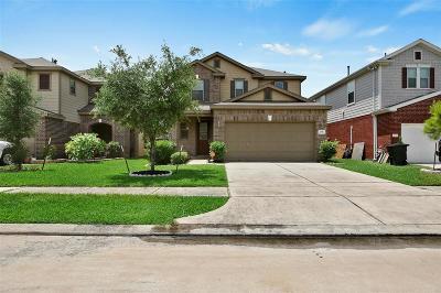 Houston Single Family Home For Sale: 2735 Paddock Brook Lane