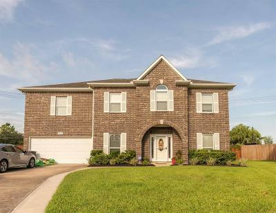 Pearland Single Family Home For Sale: 3925 Oak Wood Drive N