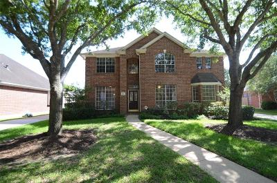 Sugar Land Single Family Home For Sale: 4911 Bend Court