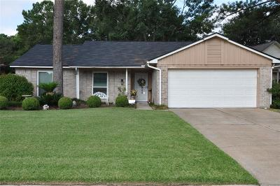 Cypress Single Family Home For Sale: 12523 Hideaway Park Drive