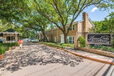 Houston Condo/Townhouse For Sale: 4040 San Felipe #101