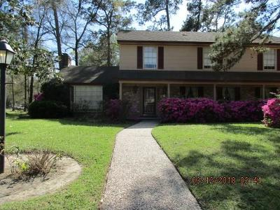 Kingwood Single Family Home For Sale: 2222 Laurel Hill Drive