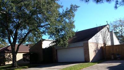 Houston Single Family Home For Sale: 12455 Windy Wisp Lane