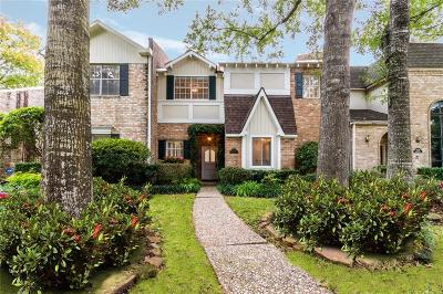 Houston Condo/Townhouse For Sale: 9338 Briar Forest Drive
