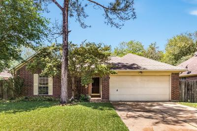 Alvin Single Family Home For Sale: 3840 Westglen Drive