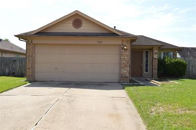 Cypress Single Family Home For Sale: 7522 Pheasant Grove Drive