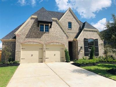 Fulshear Single Family Home For Sale: 3626 Lake Falls Drive