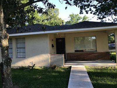 Houston Single Family Home For Sale: 5917 Beechnut Street