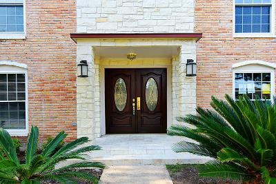Houston Single Family Home For Sale: 7914 Oakington Drive