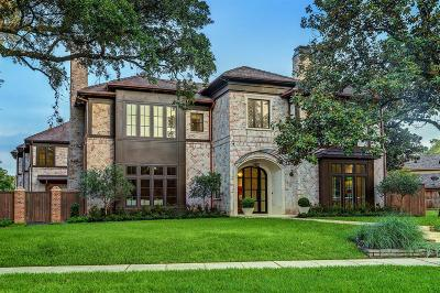 River Oaks Single Family Home For Sale: 2203 Looscan Lane
