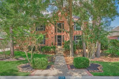Spring Single Family Home For Sale: 6206 Kingscrest Lane