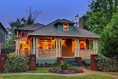 Houston TX Single Family Home For Sale: $1,099,000