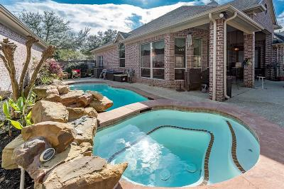 Cinco Ranch Single Family Home For Sale: 24110 Laureumont Court