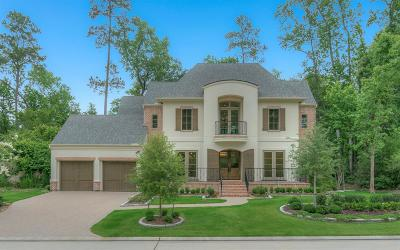 Spring Single Family Home For Sale: 58 Gatewood Springs Drive
