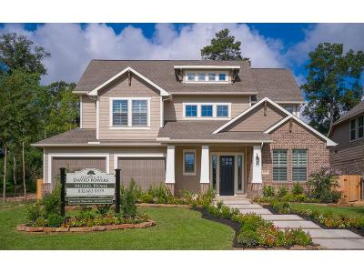 Tomball Single Family Home For Sale: 11115 Thin Leaf Alder