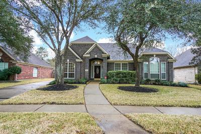 Katy Single Family Home For Sale: 23307 S Warmstone Way