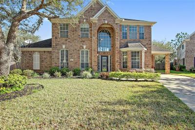 League City Single Family Home For Sale: 207 Oak Creek Lane