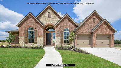 Tomball Single Family Home For Sale: 25118 Pinebrook Grove Lane