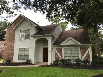 Houston Single Family Home For Sale: 7523 Plumtree Forest Court