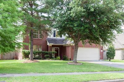 Houston Single Family Home For Sale: 14518 Eastern Redbud Lane