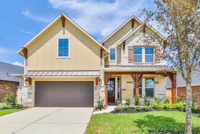 Cypress Single Family Home For Sale: 15202 Holloway Hill