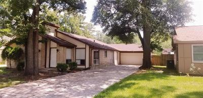 Spring TX Single Family Home For Sale: $145,000