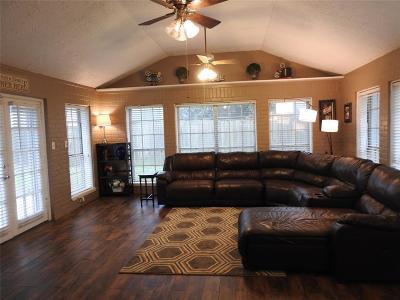 Sugar Land Single Family Home Pending: 2323 Aprilmont Drive