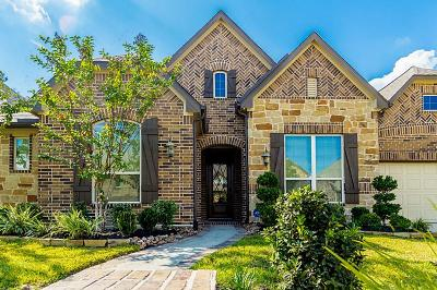 Cypress Single Family Home For Sale: 17215 Meek Pass Drive