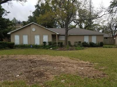 Houston Single Family Home For Sale: 4703 Jason Street